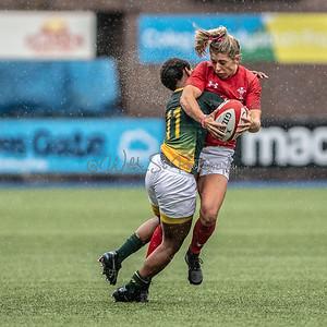 18-11-10 Wales Women v South Africa Women