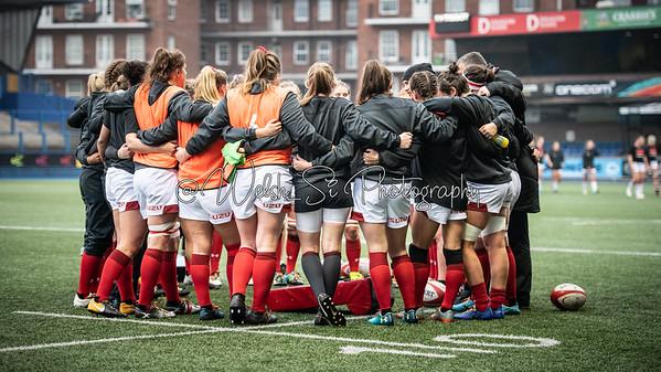18-11-24 Wales Women v Canada Women