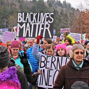 Womens March 2017 black lives matter IMG_1972