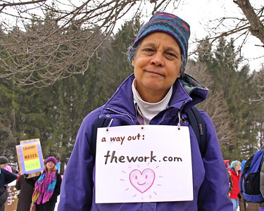 Womens March 2017  the work IMG_1907
