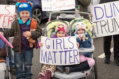 Women's March Port Jefferson