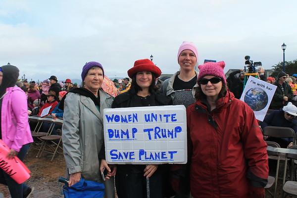 Women's March on Eureka