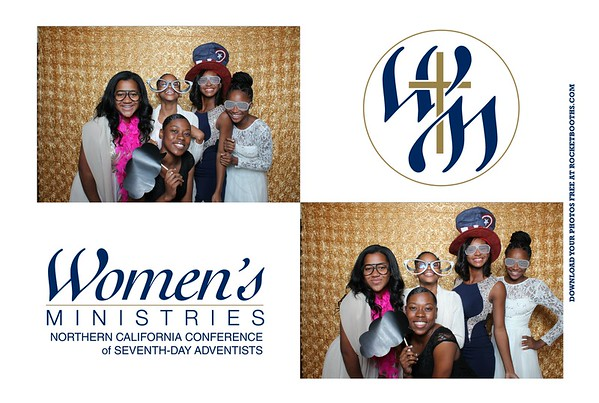 Women's Ministries of Northern California - Premium Open Booth