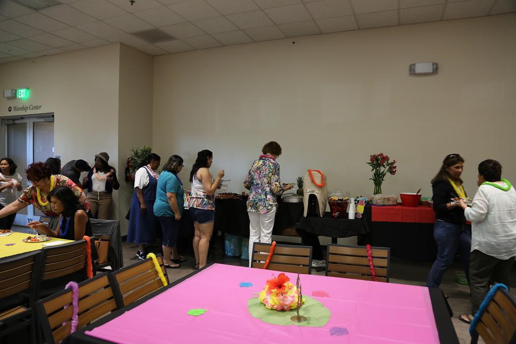2017-06-28 Women's Ministry Summer Gathering