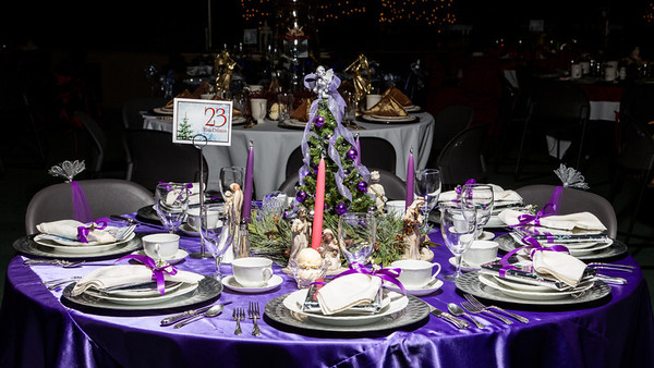 2013 Advent Dinner