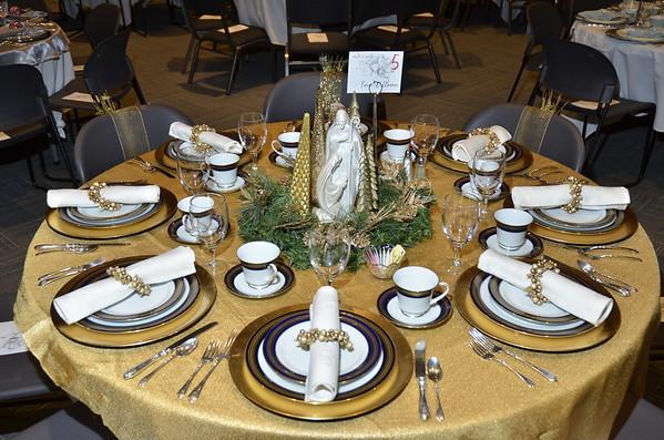 2017 Advent Dinner-Thursday Night