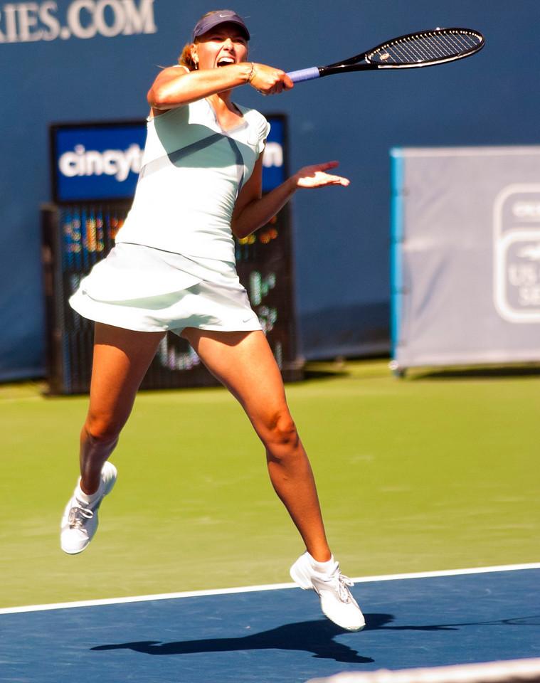 Western & Southern Financial Group Women's Open.(CincySportsZone/Scott Davis)