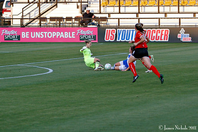Atlanta Beat vs. Boston Breakers 2011 4-1L