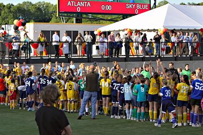 Atlanta Beat vs. Sky Blue FC