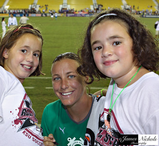 WPS All Star Game 2010