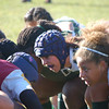 Setting In, Dartmouth Women's Rugby Club vs Boston College, Hanover, NH