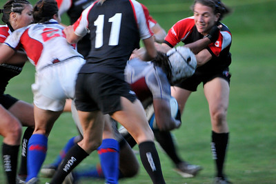 Rugby USA-Canada 8-19-09