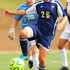 NCAA SOCCER:  NOV 04 - South Atlantic Conference Championship Finals - Wingate vs Lenoir Ryne