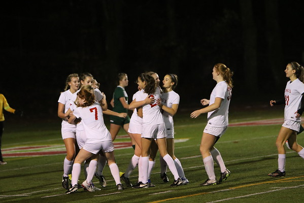 Playoff - Lady Knights vs Vashon Island 11-9-2016