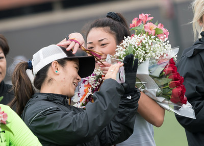 Willamette Bearcats Senior Day