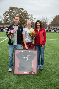 Willamette Bearcats Women's Soccer Senior Day