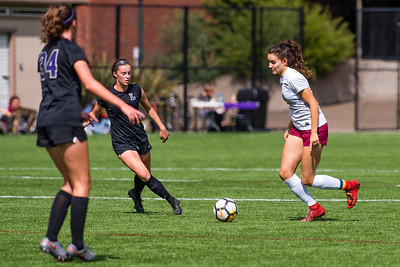 Women's Soccer: Willamette Bearcats vs Linfield Wildcats