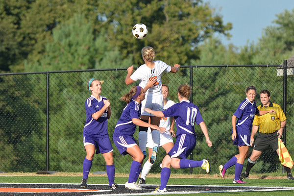 GC vs Kentucky Wesleyan 9-12-13