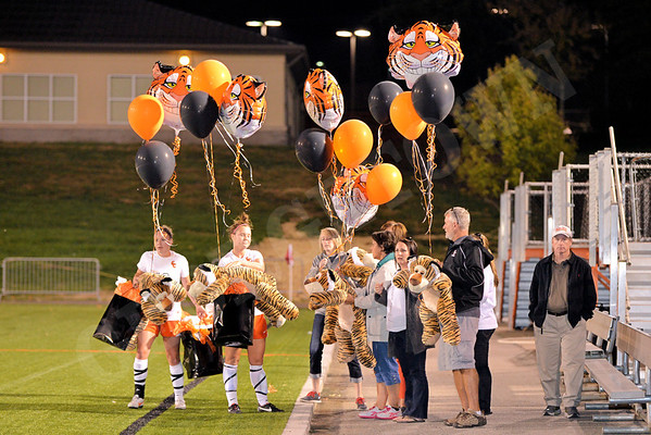GC vs St. Catharine 10-24-12 (Senior Night)
