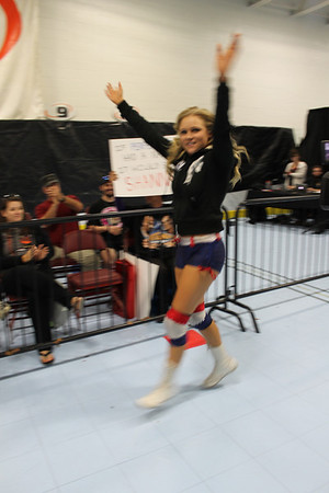 Women's Superstars Uncensored Blood and Thunder October 12, 2013