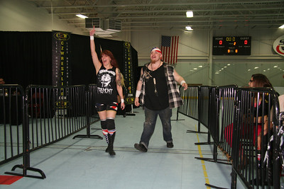 Women's Superstars Uncensored King and Queens Tournament May 11, 2013