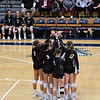 Jesuit Crusaders vs. Sprague Olympians - OSAA 6A Volleball State Championship Final