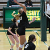 JV WOMEN'S VOLLEYBALL: March 9, 2021 Sunset at Jesuit