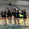 VARSITY WOMEN'S VOLLEYBALL: March 9, 2021 Sunset at Jesuit