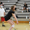 VARSITY WOMEN'S VOLLEYBALL: March 11, 2021 Mountainside at Jesuit