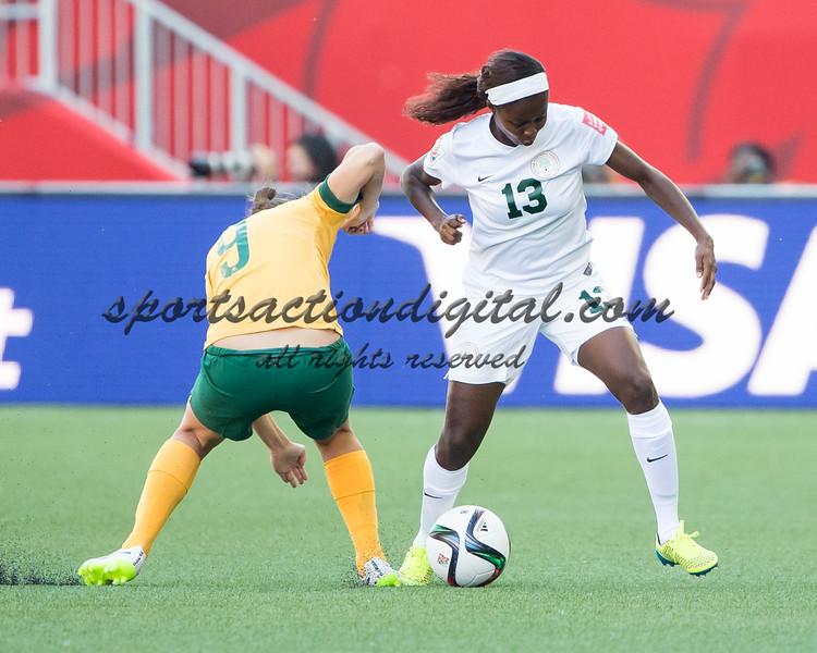Caitlin Foord, Ngozi Okobi