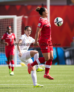 Melissa Tancredi, Tan Ruyin