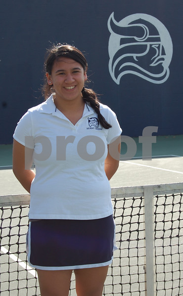 Women's Tennis Headshots
