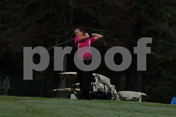 Women's Golf 10-6-09 MM