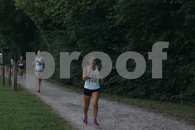Elise Barron followed by Molly Horton
