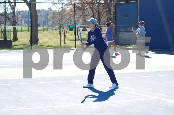 Tennis vs 3/28/15 SW