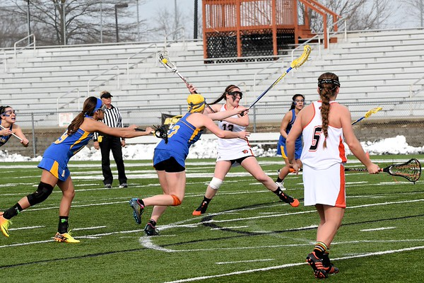 GC vs Ursuline College 3-9-15