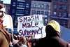 Women's March, Boston 1970