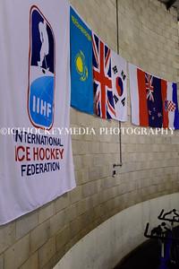 2015 IIHF Women's World Championship Div. II Group A Game 1 Croatia vs Poland Monday 30th March 2015   Photo by Ian Hanlon www.icehockeymedia.co.uk  IceHockeyMedia@gmail.com