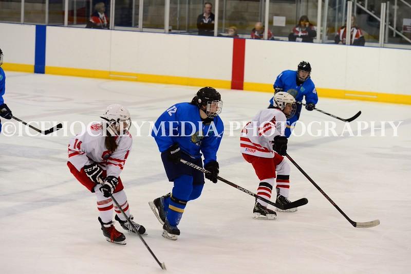 "2015 IIHF Women's World Championship Div. II Group A<br /> Game 4 Kazakhstan vs Poland Tuesday 31st March 2015<br /> <br /> Photo by Ian Hanlon<br />  <a href=""http://www.icehockeymedia.co.uk"">http://www.icehockeymedia.co.uk</a> <br /> IceHockeyMedia@gmail.com"