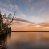 An Evening at Musreau Lake 3