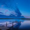 Nightfall ... a Musreau Lake Panorama