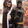 Huntress and Batman