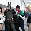 Zatanna, Batman, Soranik Natu, and Black Canary
