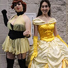 Silk Spectre and Belle