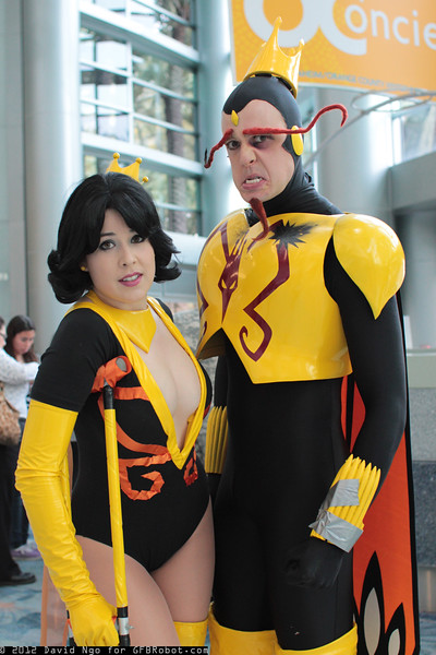 Dr. Mrs. the Monarch and Monarch