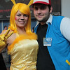 Pikachu and Ash Ketchum
