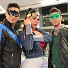 Nightwing, Wonder Woman, and Green Lantern