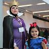 Queen Grimhilde and Snow White