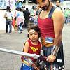 Wonder Woman and Dane of Elysium