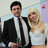 Sterling Archer and Katya Kazanova